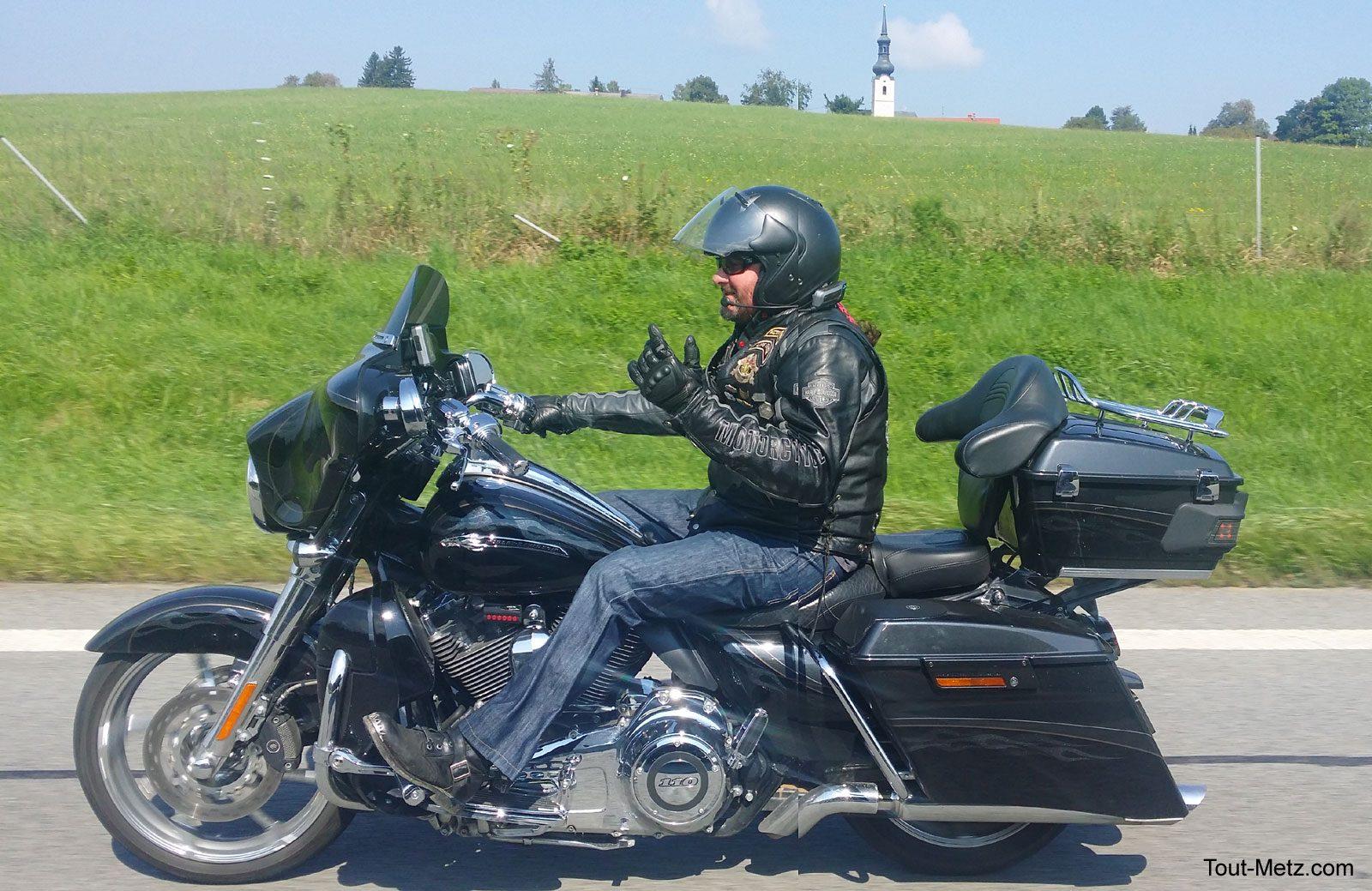 Contrôles routiers renforcés : les motards dans le viseur ce samedi 13 juin