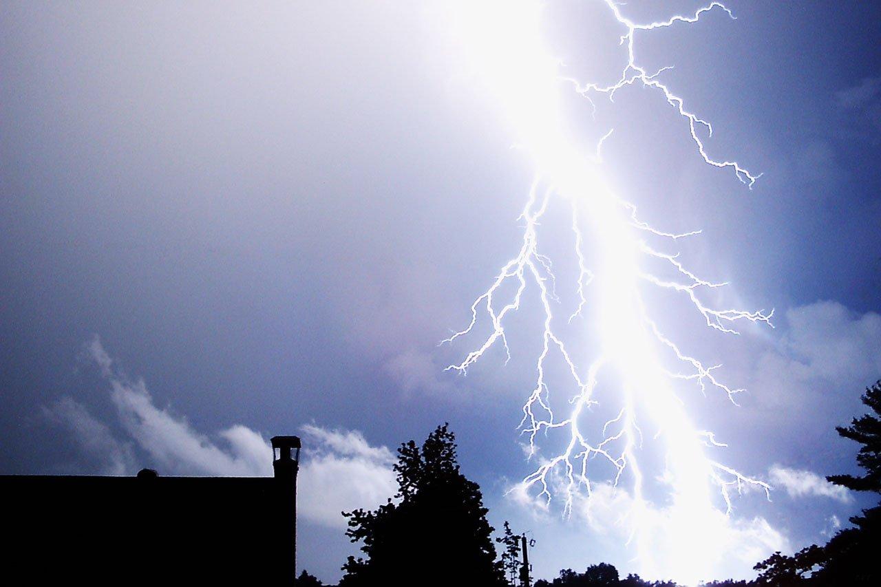 Météo : orage et grêle cet après-midi en Lorraine