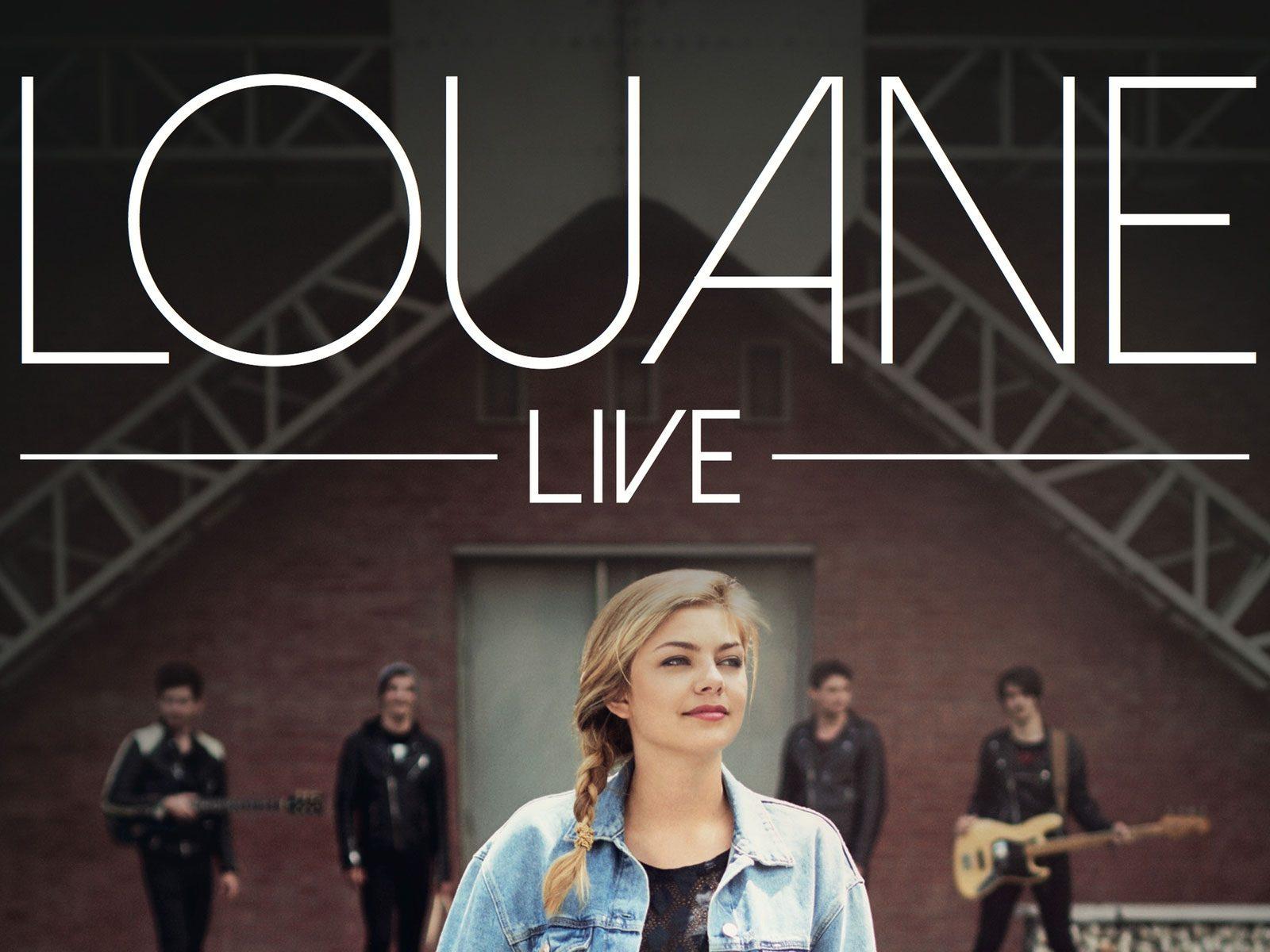 Louane donnera un concert aux Arènes de Metz en 2016