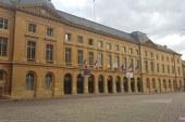 Metz : une nouvelle entrée «provisoire» pour la mairie