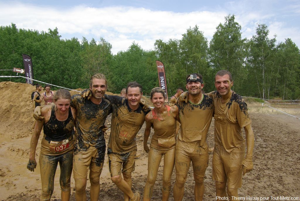 Ouverture des inscriptions pour le Mud Day 2017 à Amnéville