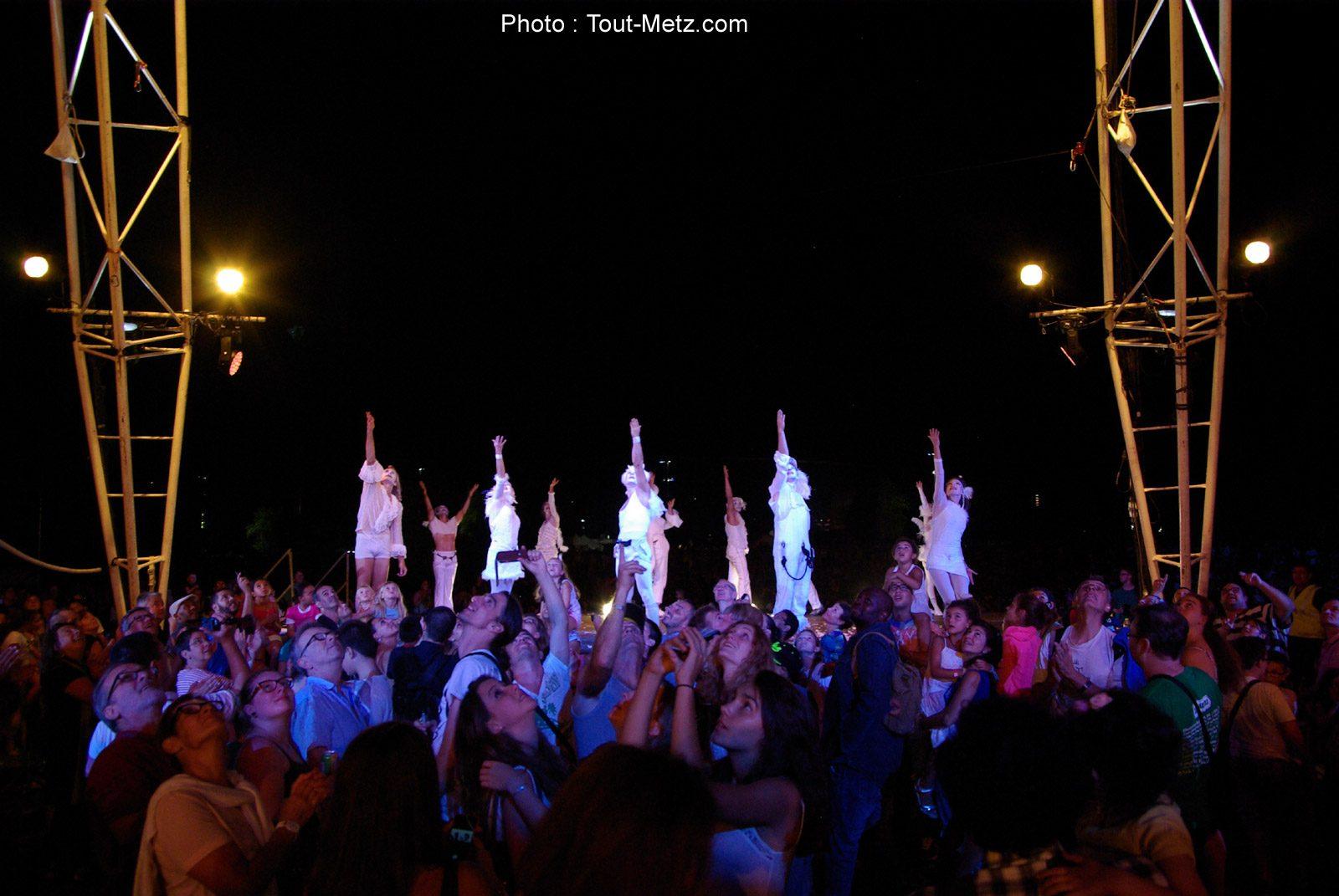 Mirabelle 2015 : un spectacle et un feu d'artifice au top ! (photos et vidéos)