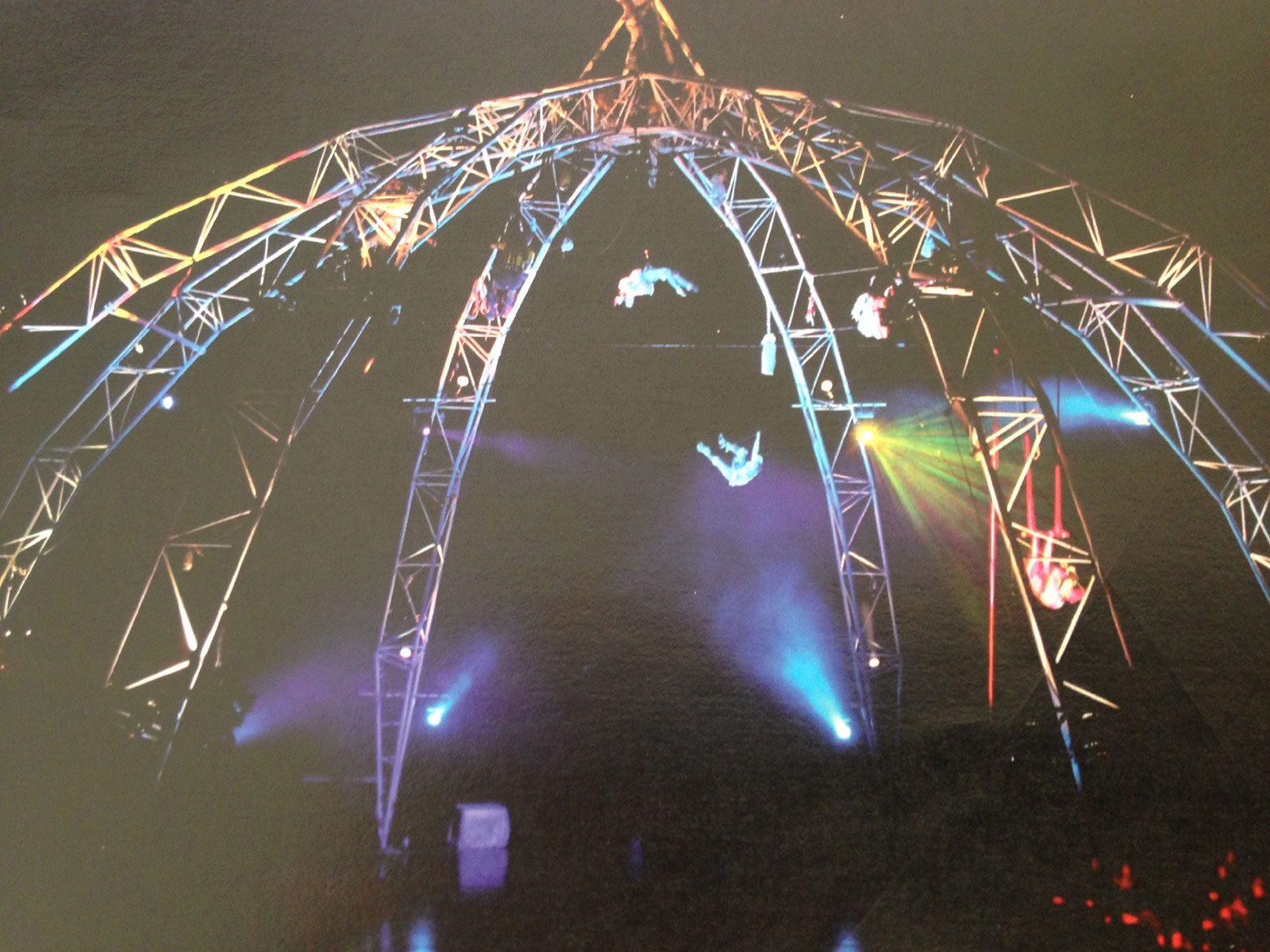 Metz : J-1 avant le grand spectacle de cirque aérien de la Mirabelle «Tombés du ciel»