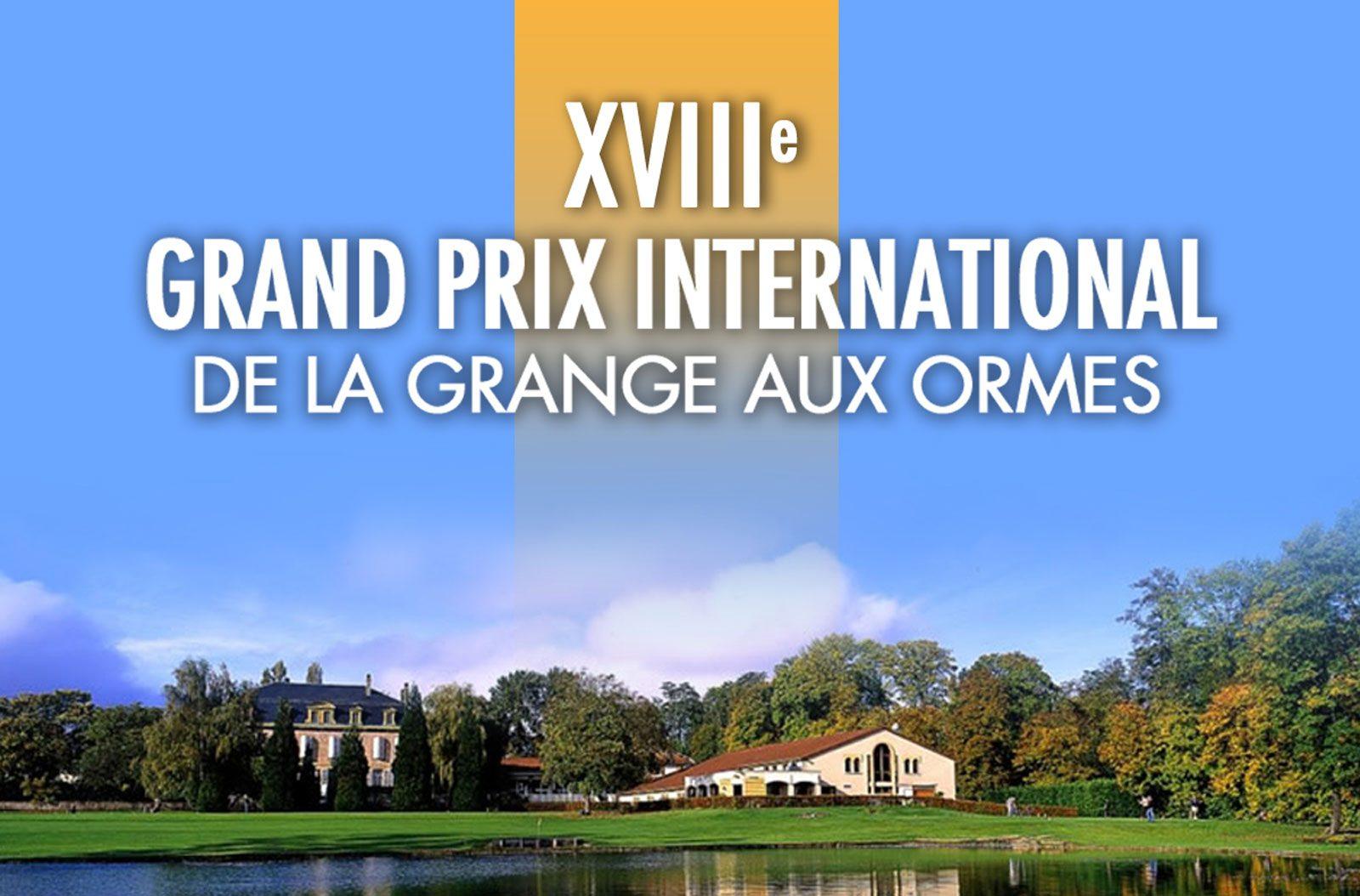 Mirabelle d'Or : les 130 meilleurs joueurs amateurs de France à Marly