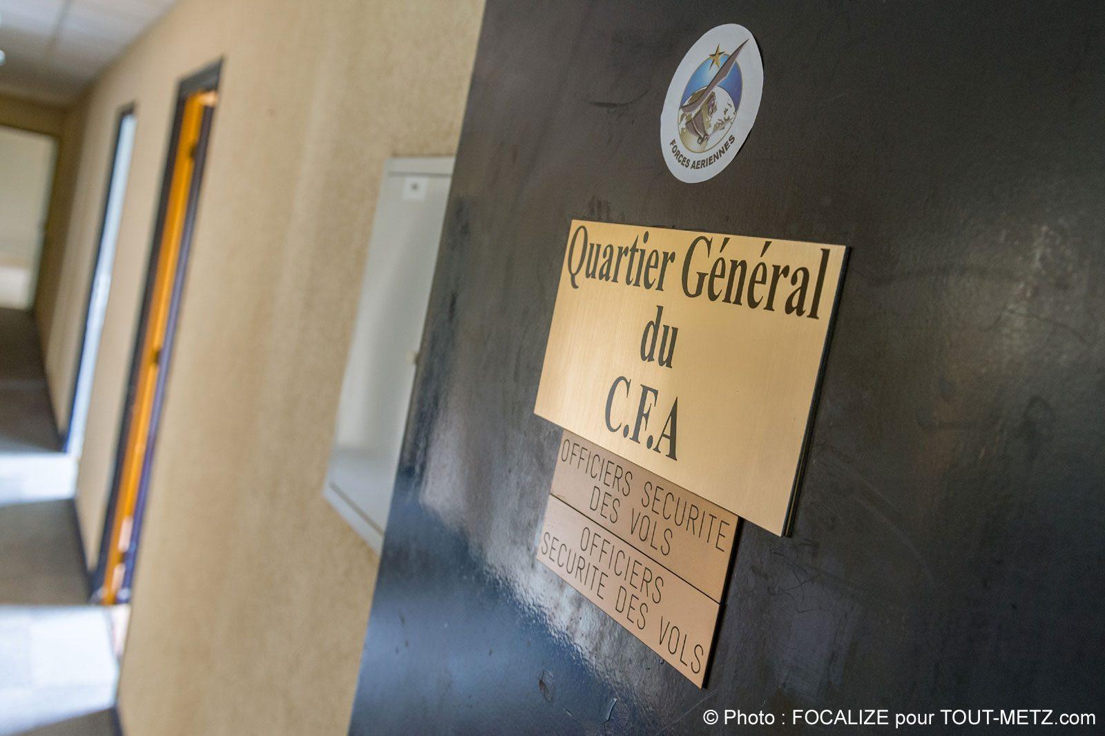 Photo of Photo reportage. Inédit, dans les bâtiments militaires clos de la BA 128