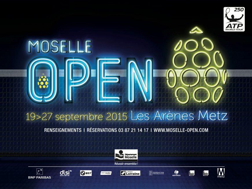 Moselle Open : une finale 100% française entre Tsonga et Simon