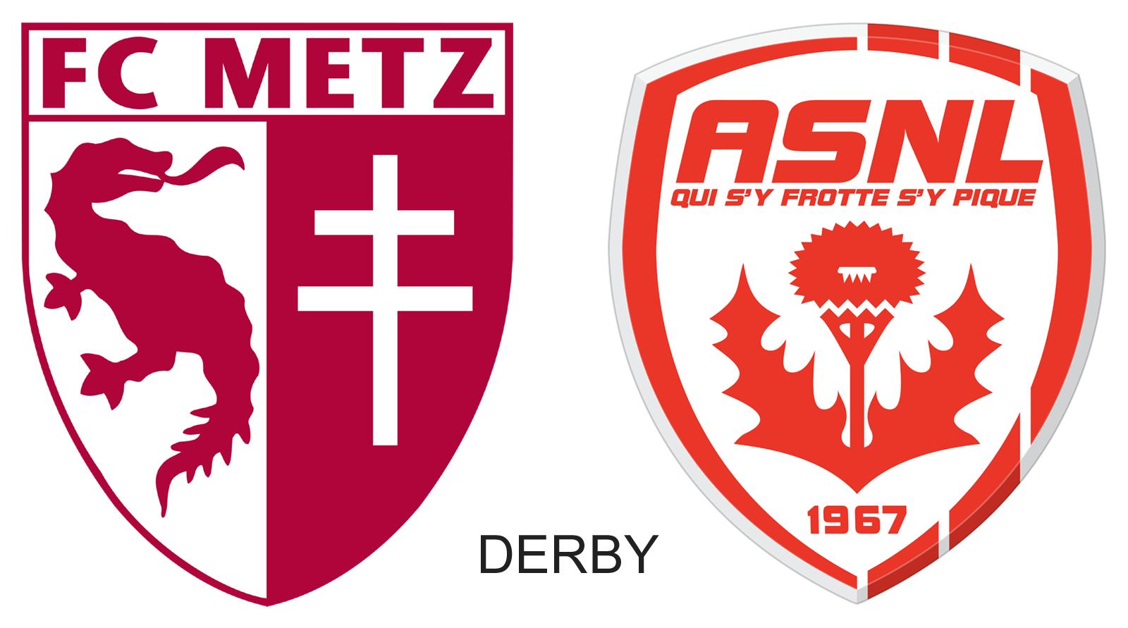 Le FC Metz etl'AS Nancyse neutralisent, résumé d'un match pénible