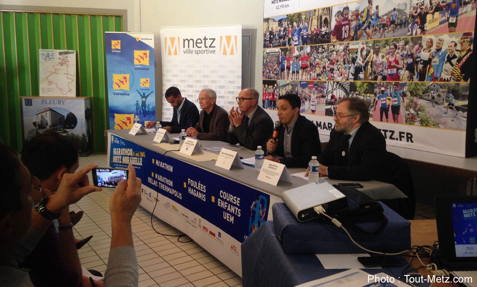 Photo of Marathon Metz Mirabelle 2015 : un événement sportif mais pas que…