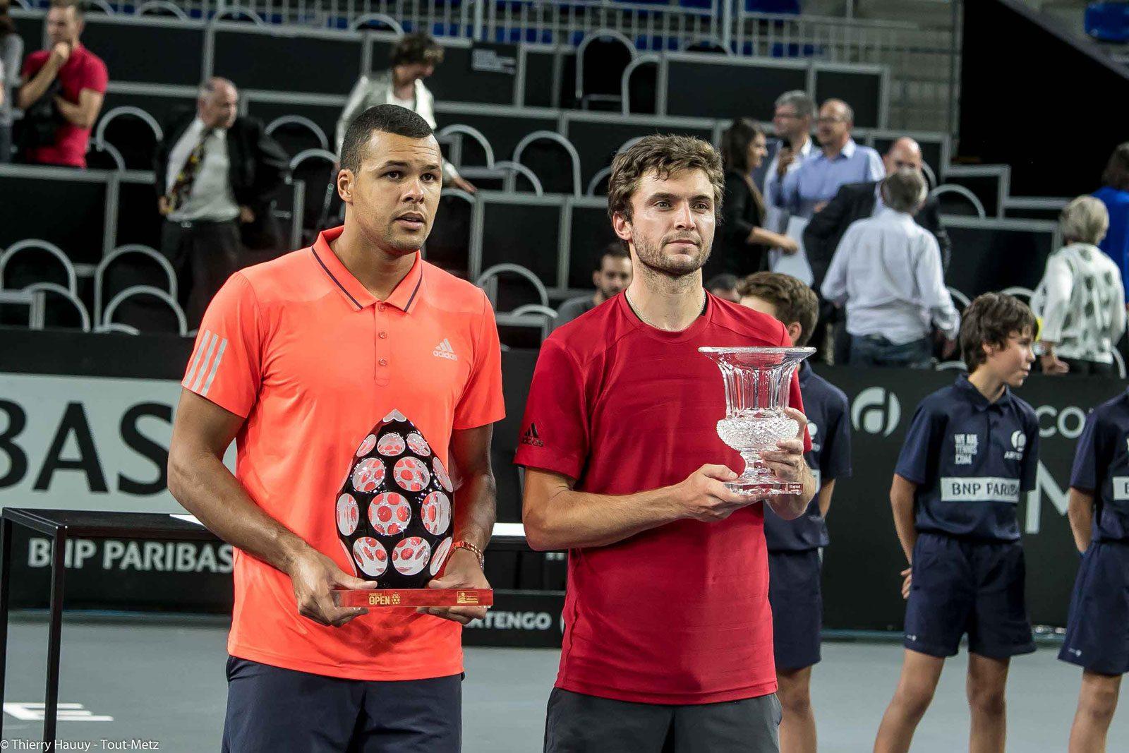 Moselle Open 2015 : Tsonga repart avec le trophée (photos)