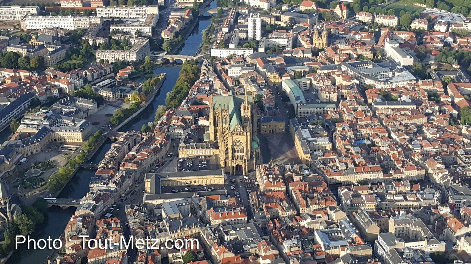 UNESCO : la candidature de Metz, un travail de longue haleine, présentée au grand public