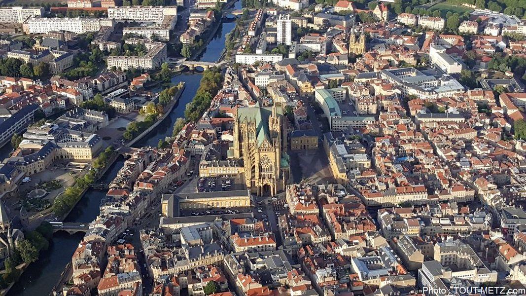 Photo de Metz, ville française historique à visiter selon le magazine américain Forbes