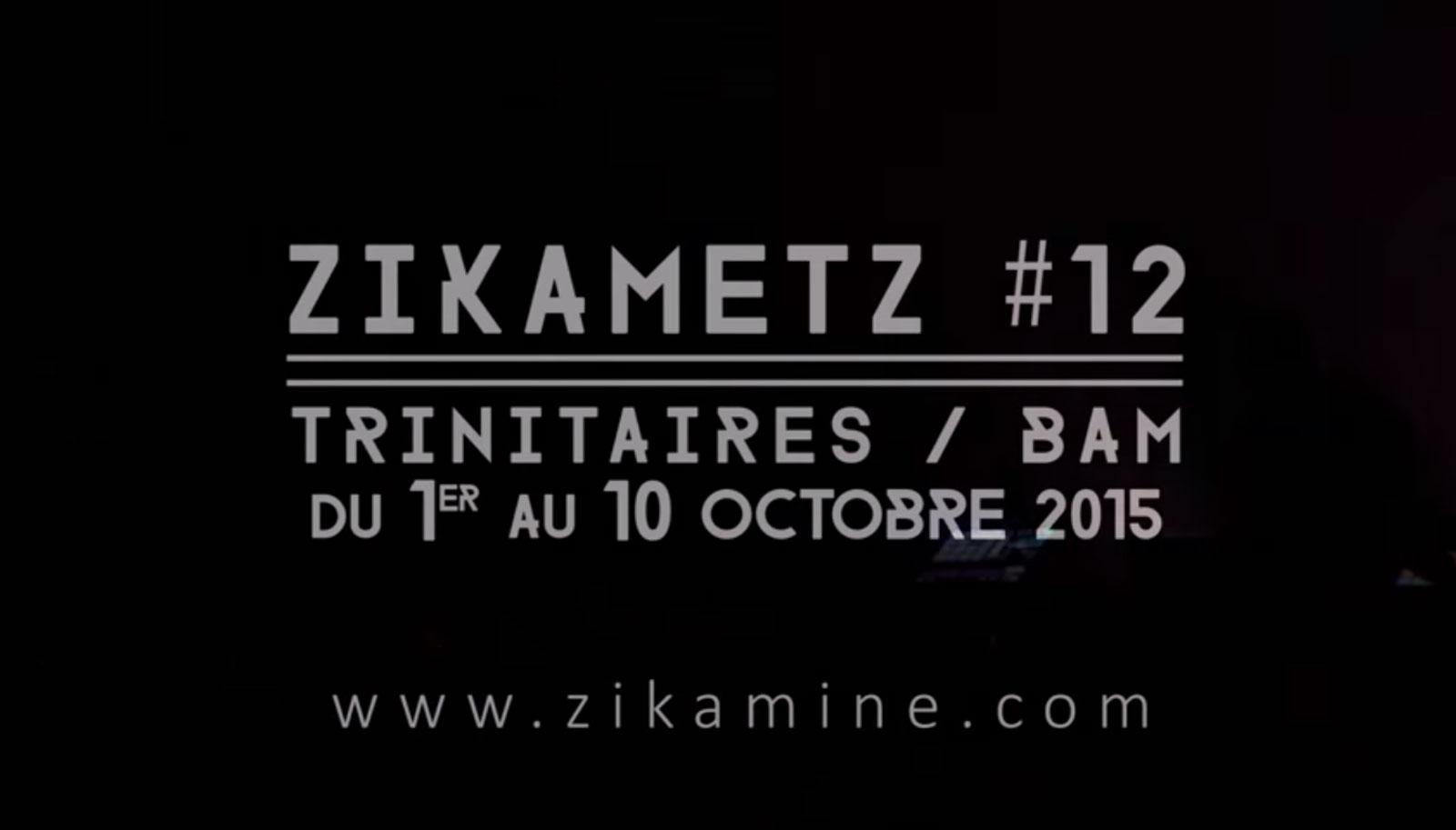 Festival Zikametz : ça commence demain 1er octobre