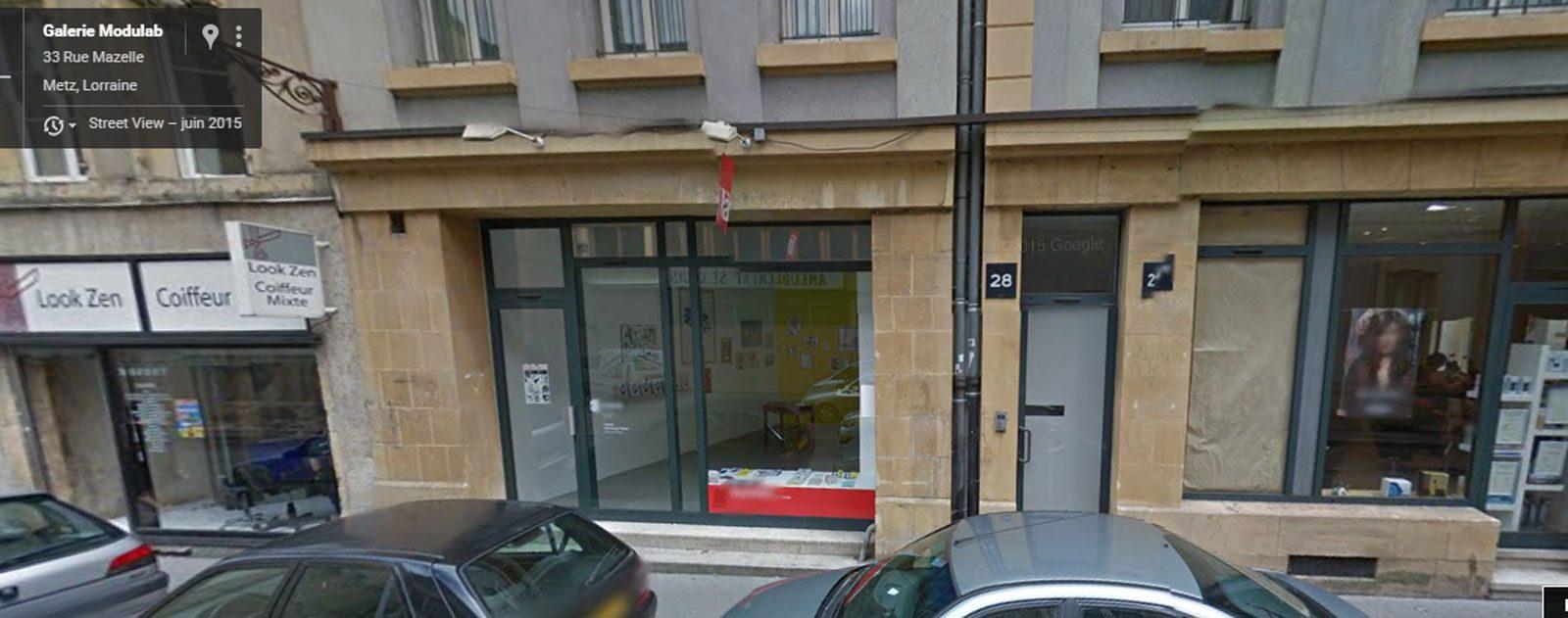 Metz : la galerie Modulab fait sa rentrée