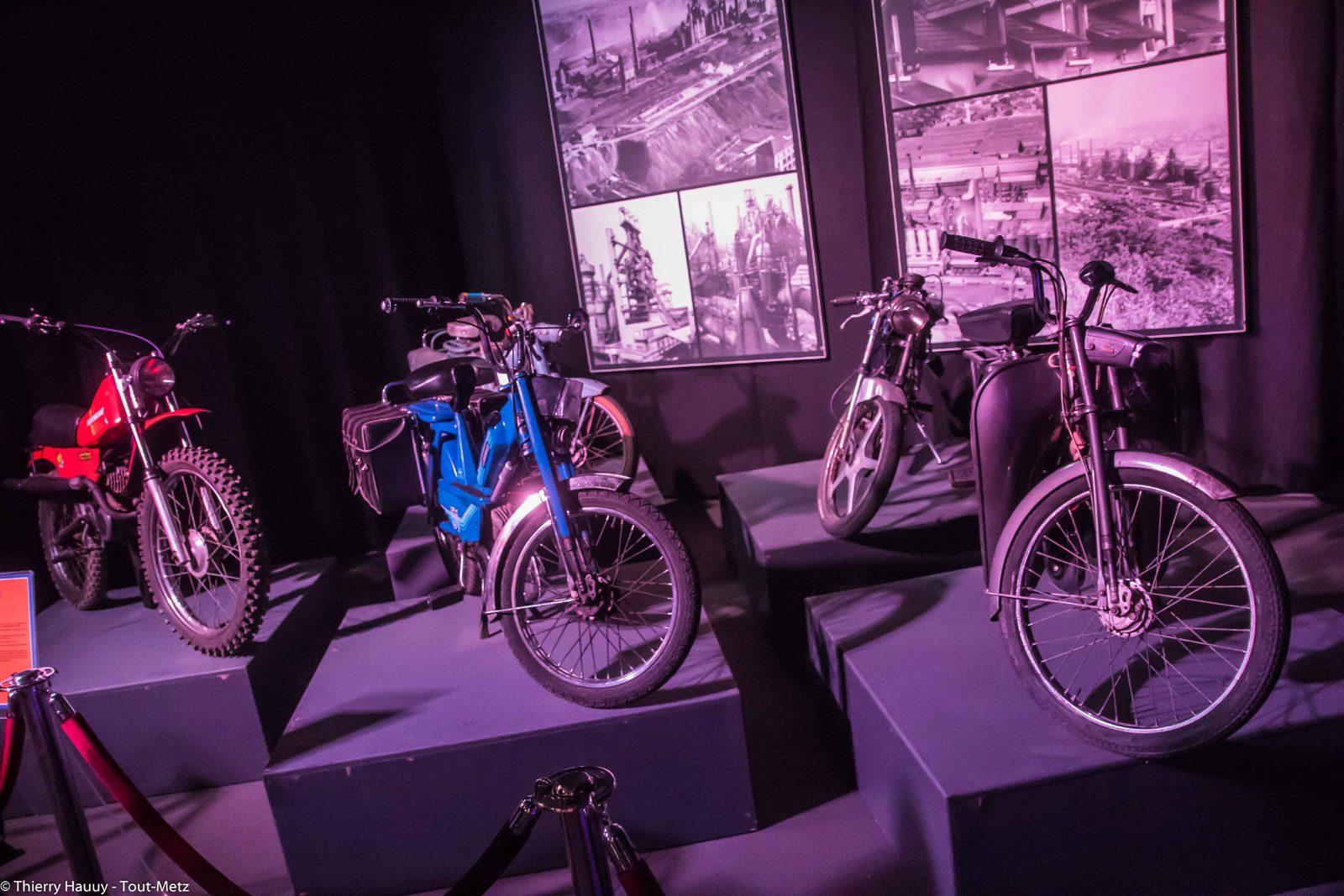 Photo of Photos : derniers jours pour «Nos années 80», l'exposition de la FIM 2015