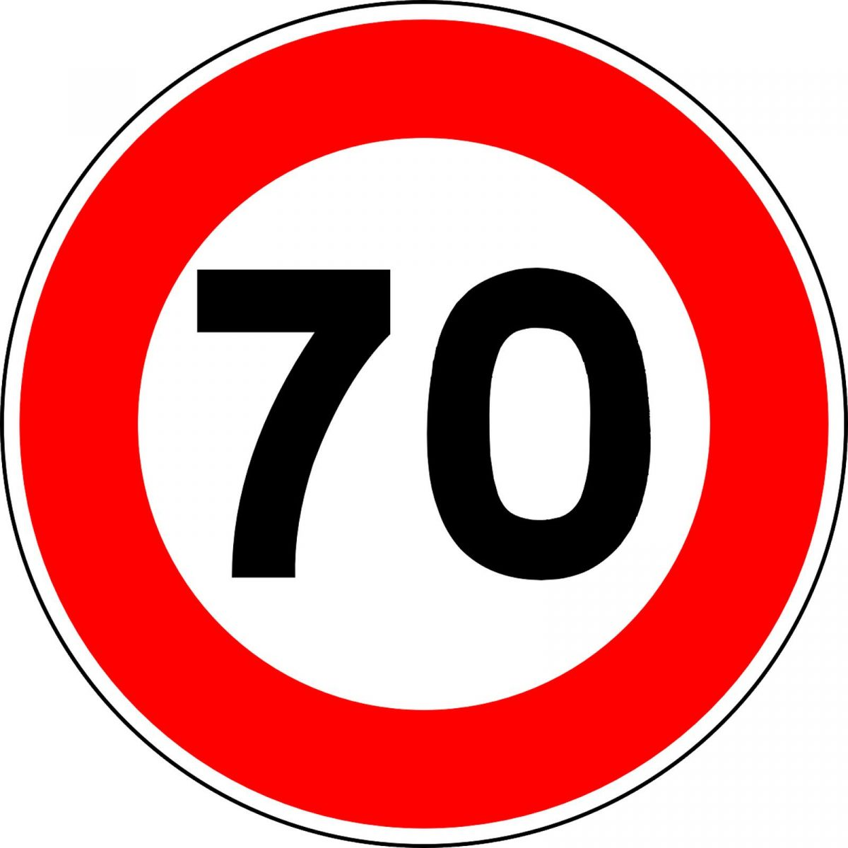 Peltre : travaux sur la RN 431, vitesse limitée à 70 km/h