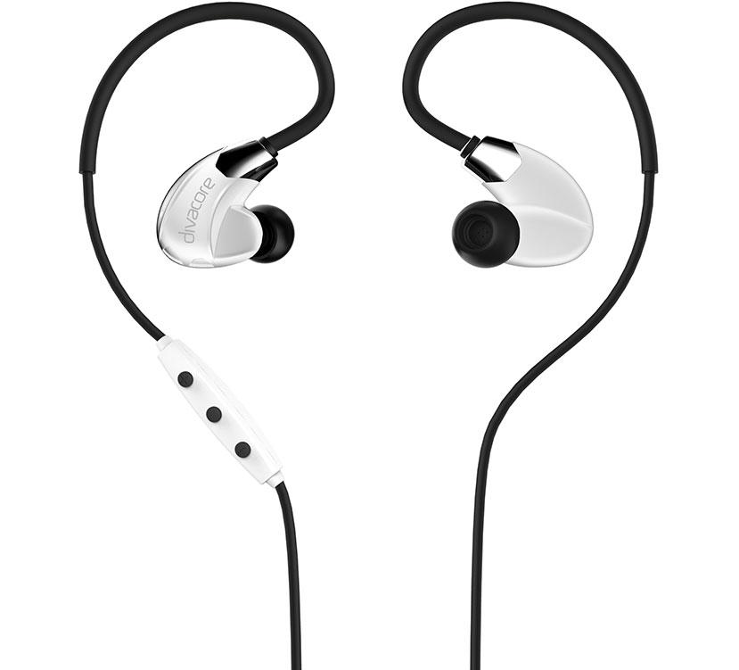 Gagnez des écouteurs sans fil connectés DIVACORE avec TOUT-METZ !