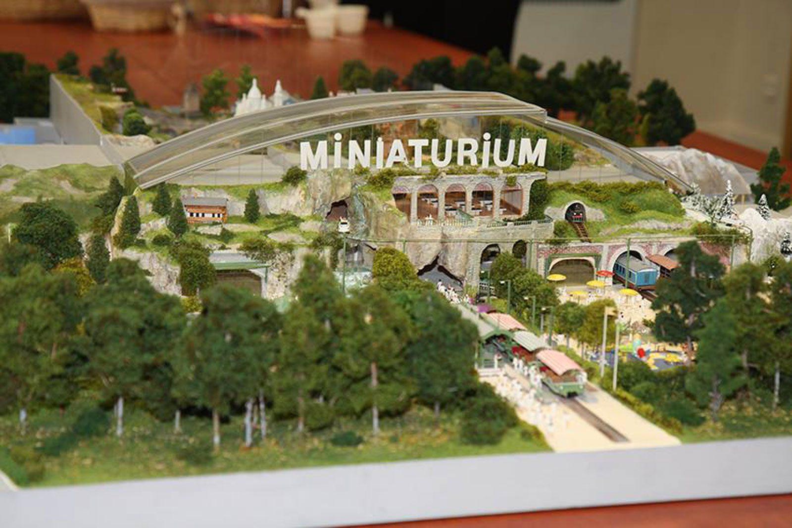 Miniaturium à Yutz : un nouveau parc de loisirs