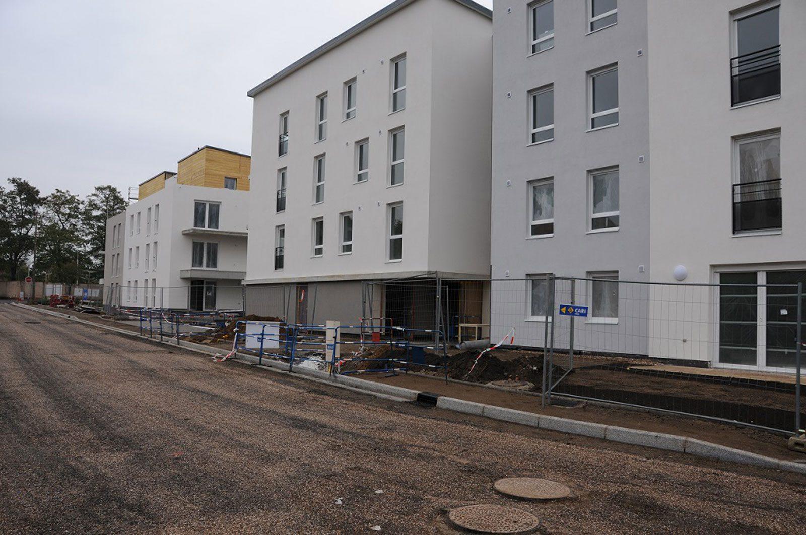 Montigny : le quartier Saint-Ladre métamorphosé, près de 100 logements bientôt livrés