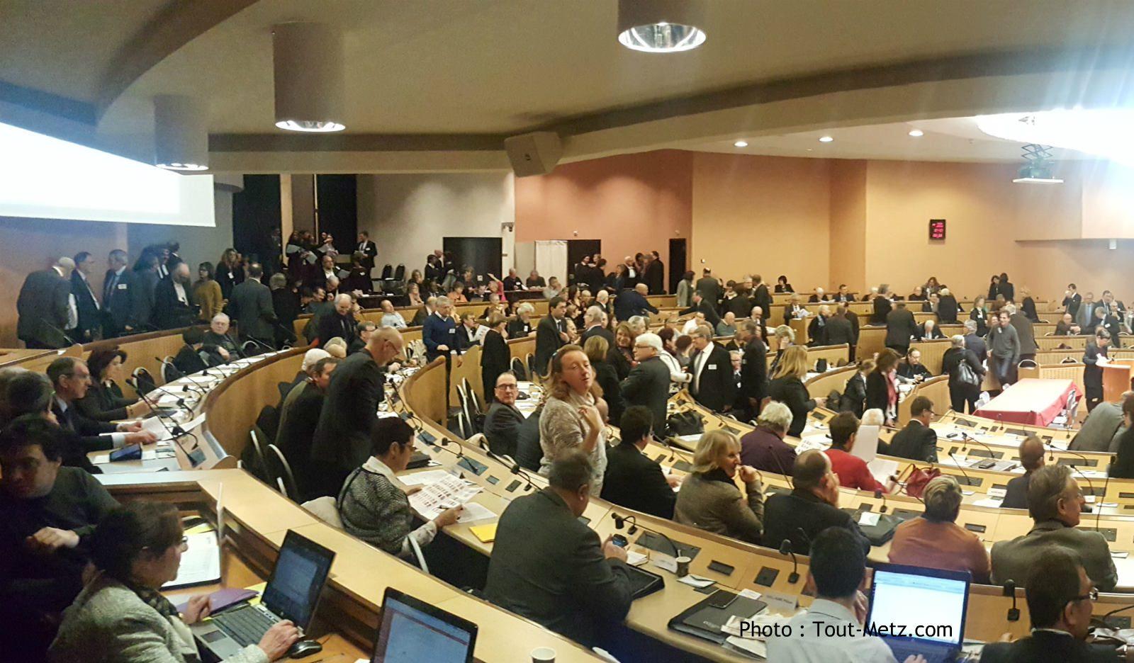 Photo de Un Champardennais élu président du CESER Grand Est : Patrick Tassin
