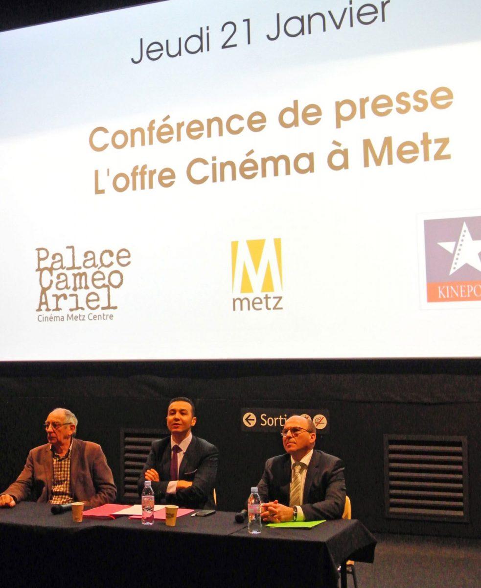 Cinémas à Metz : le Palace fait sa mue et Muse en vue