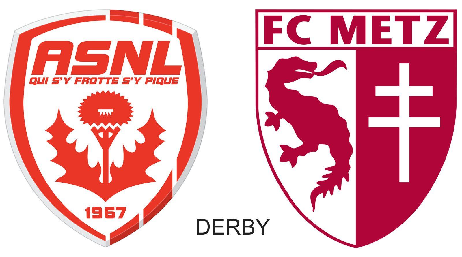 Derby AS Nancy / FC Metz : un duel au sommet sans supporters messins