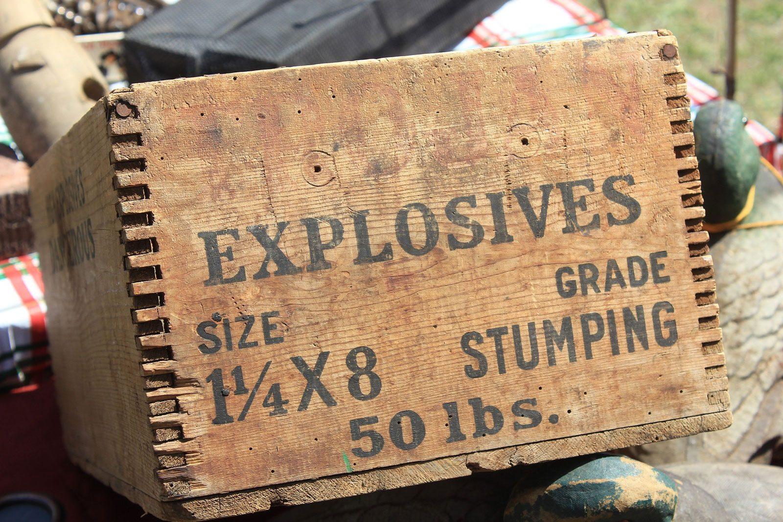 Démolition par explosif : des détonations prévues dans le secteur de Longwy