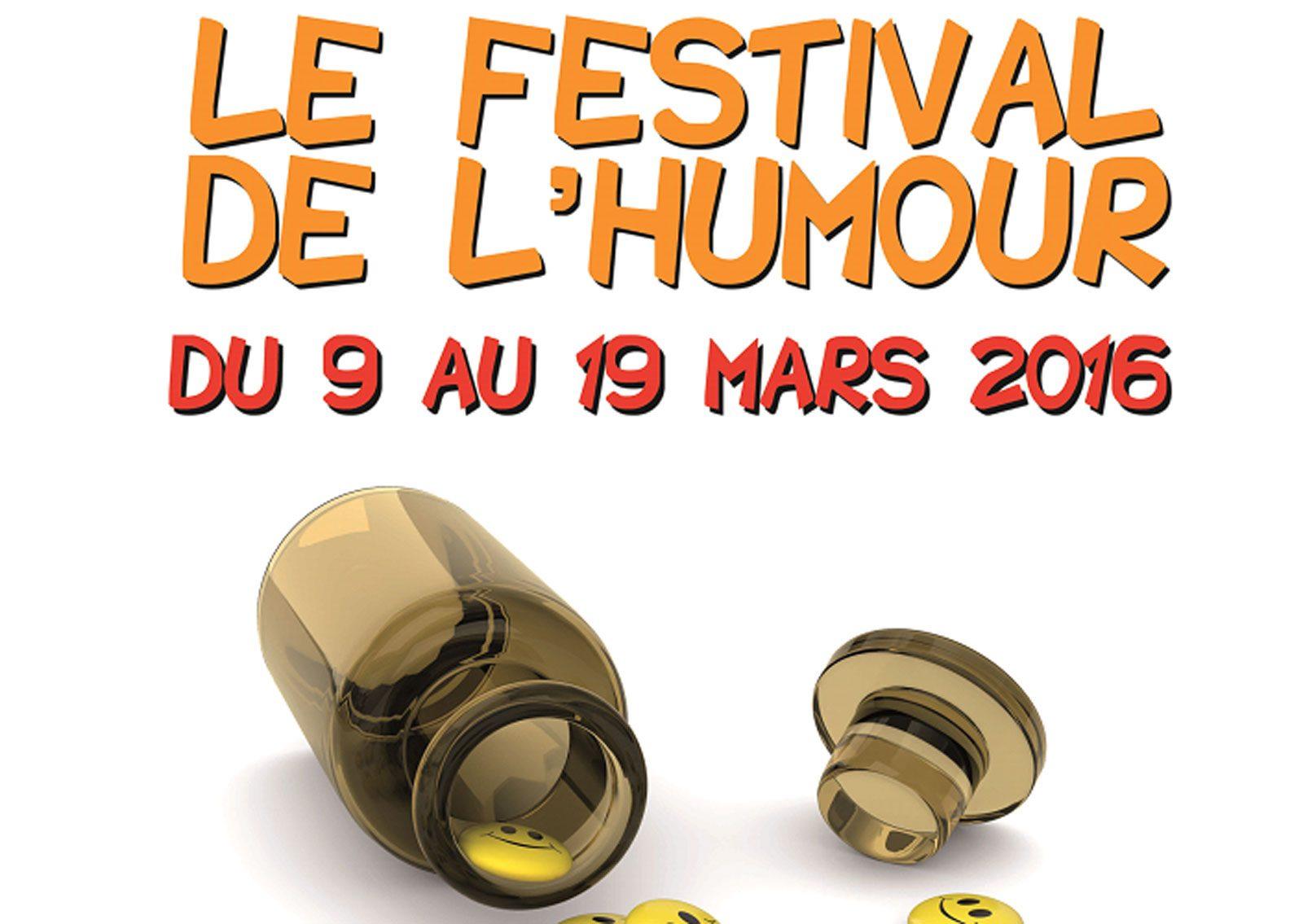 Photo of Festival de l'humour 2016 à Montigny-les-Metz : le programme