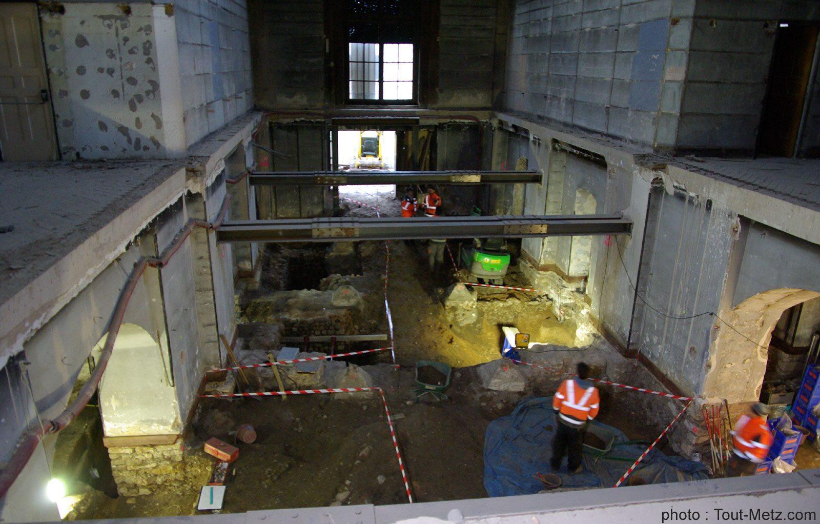 """Photo of Metz : des ateliers """"archéologue en herbe"""" au Musée Cour d'Or"""