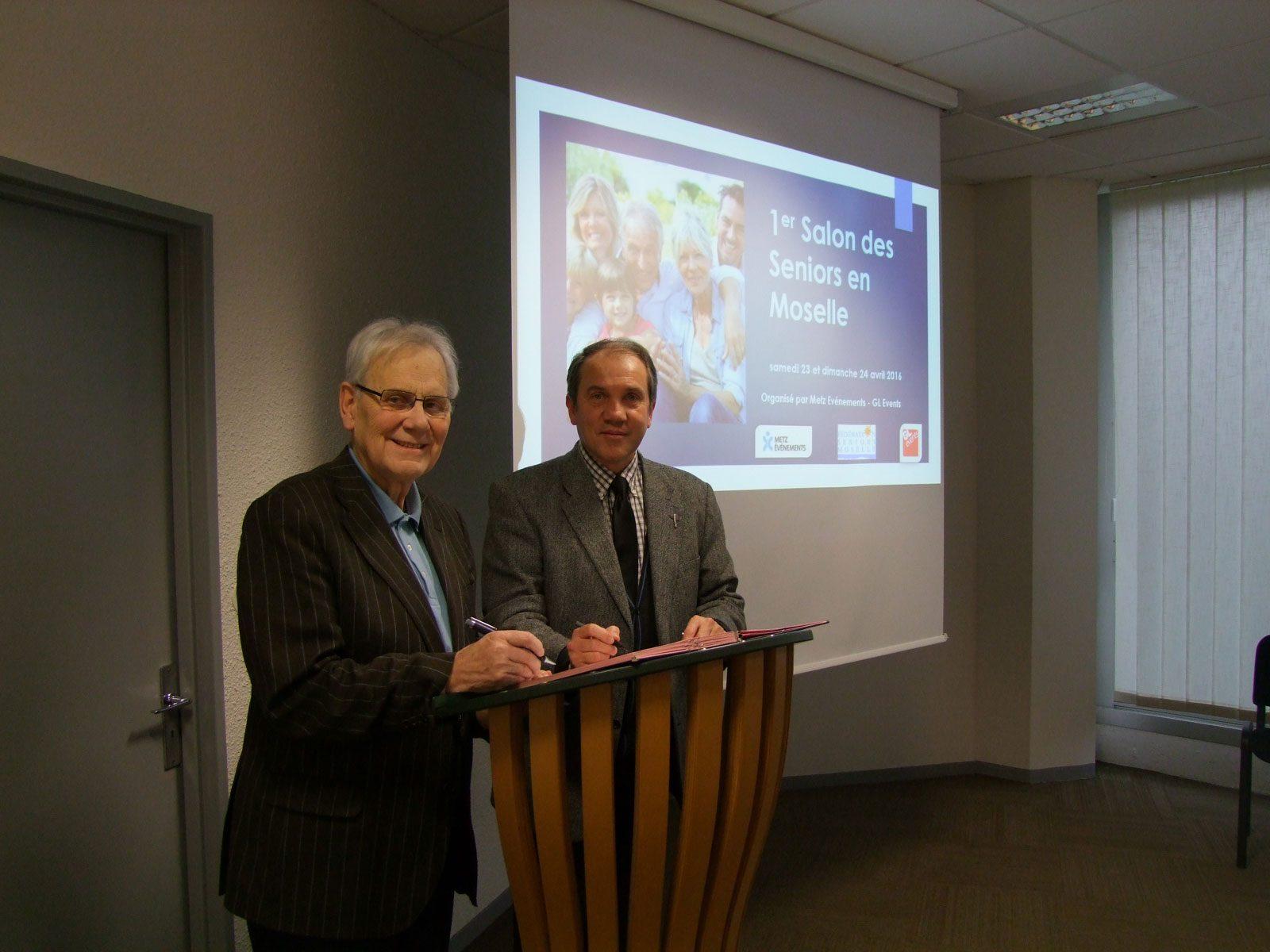 Salon des Seniors à Metz : 1ère édition