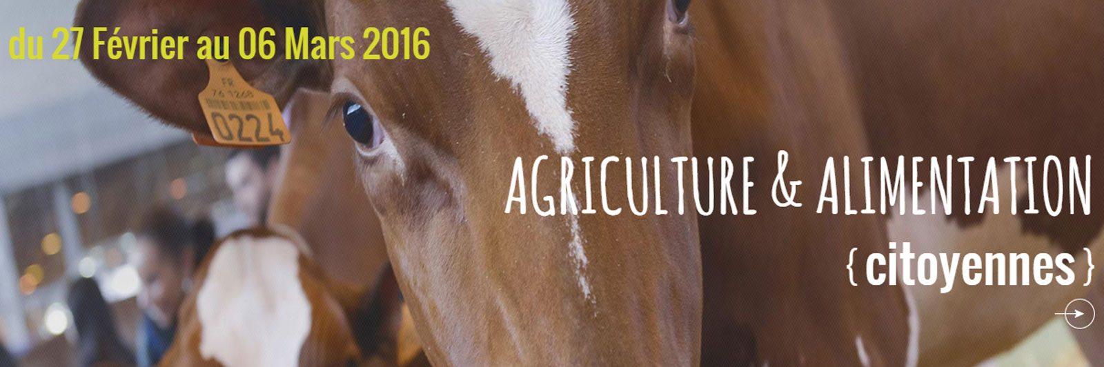 L 39 acal et la moselle au salon de l 39 agriculture paris 2016 for Nocturne salon agriculture