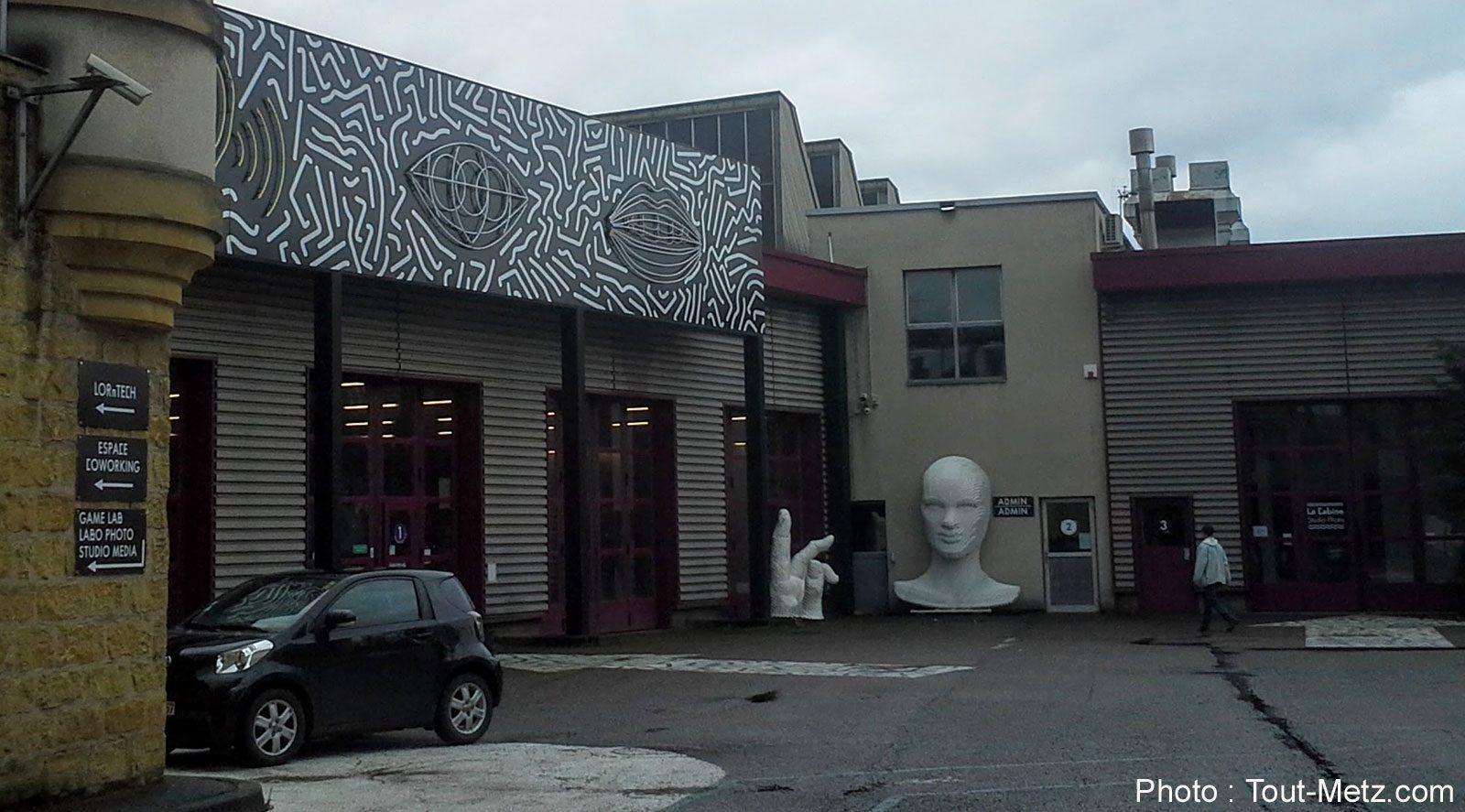 Metz : TCRM-Blida se transforme en Cité de Créateurs