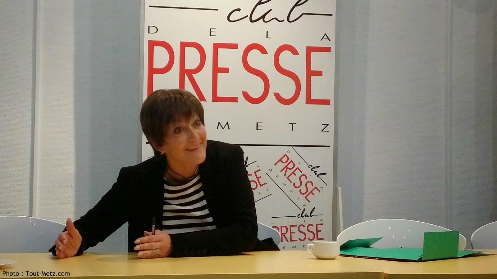 Décès de Anne Grommerch, la députée-maire de Thionville