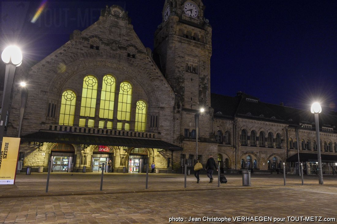 Photo of Opération «Chefs de Gare» à Metz : la gastronomie entre en gare