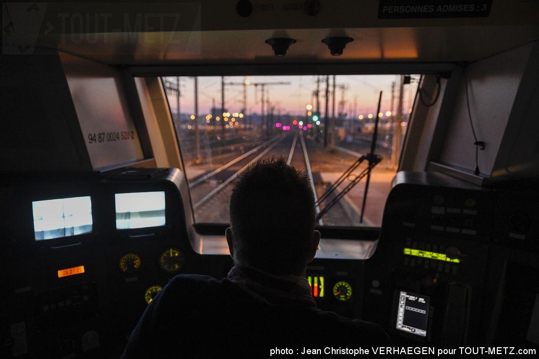 TER Lorraine : les prévisions du trafic pour le 15 décembre