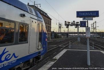 Trafic des trains entre Luxembourg et Thionville : la situation s'arrange