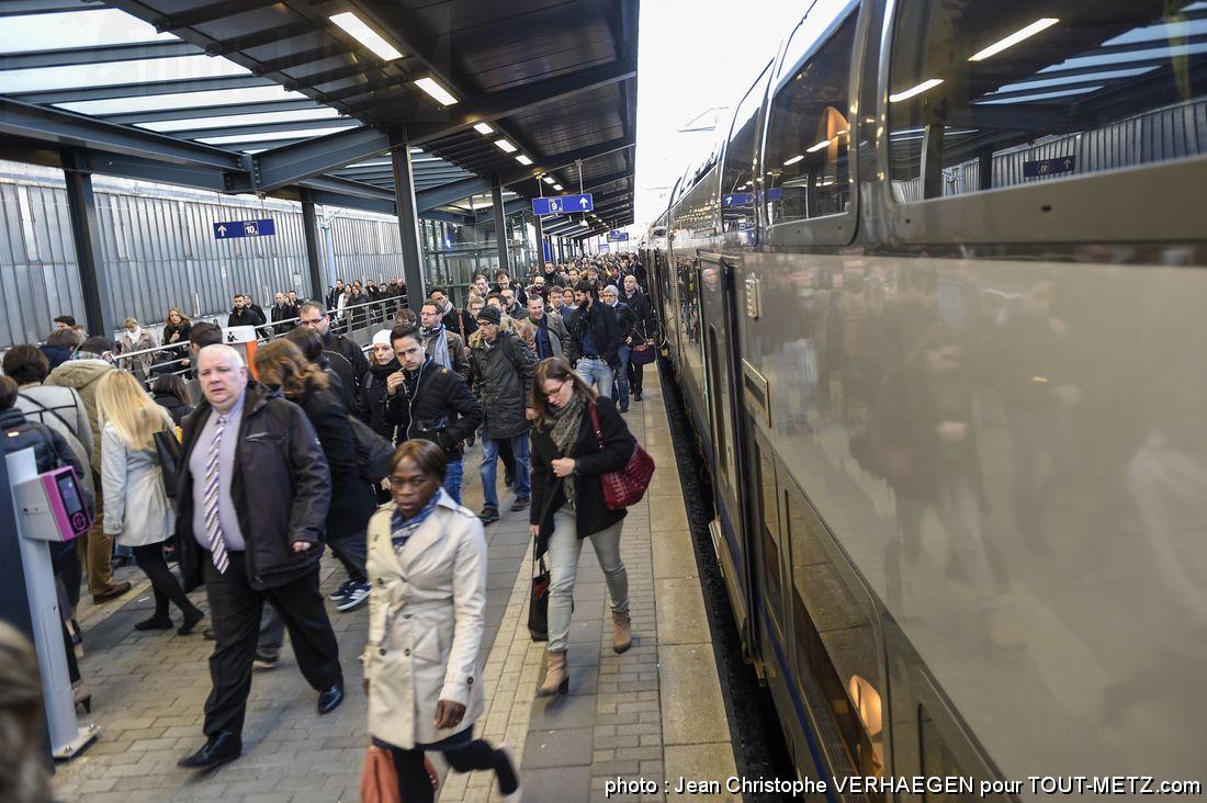Reprise partielle du trafic des TER entre Metz et le Luxembourg : quels trains circulent le 10 mars ?