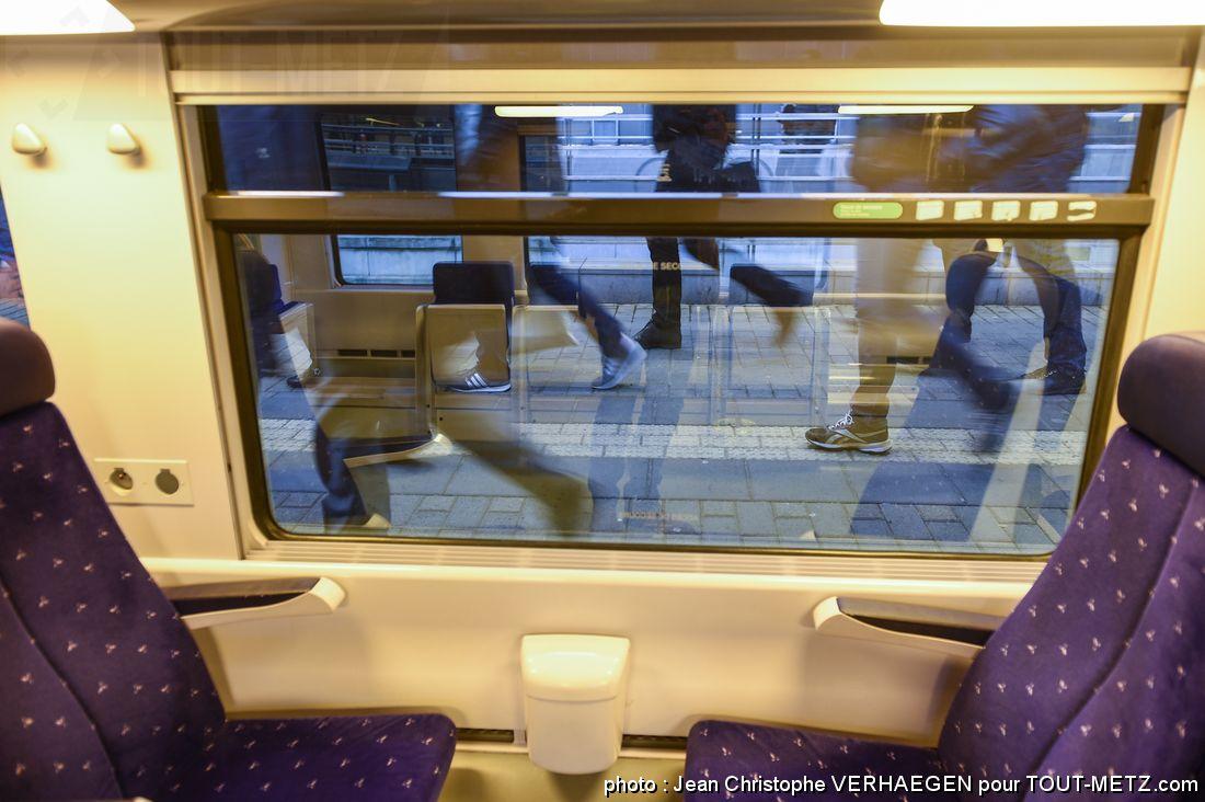 Arrêt complet de la circulation des TER entre Metz et Nancy