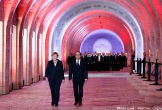 Commémorations du centenaire de la bataille de Verdun 2016 : rétrospective photo de la journée