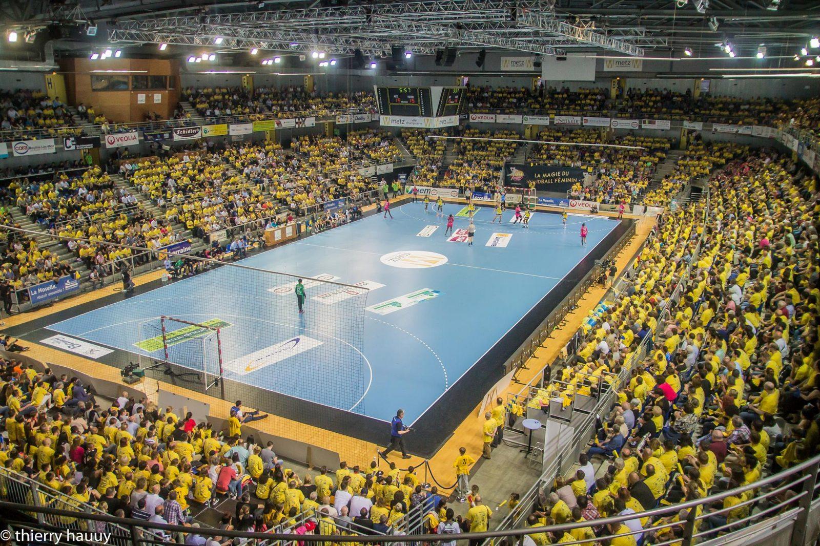 Photo of Metz : Les Dragonnes sur écran géant pour le Final 4
