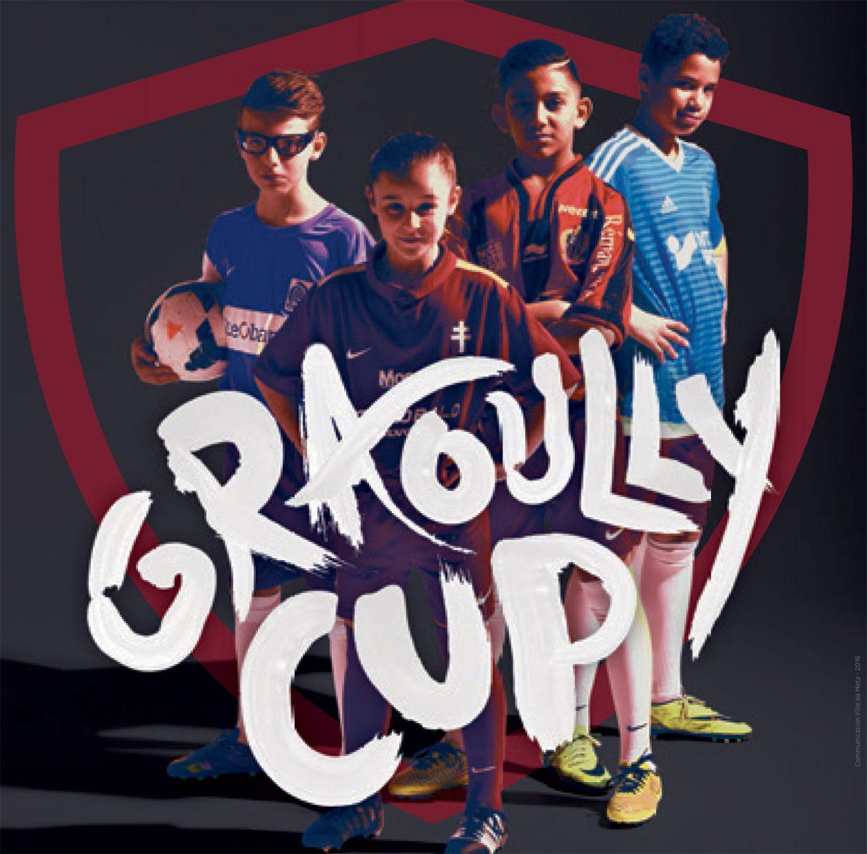 Graoully cup 2016 à Metz : le tournoi de foot de jeunes, où les grands clubs se pressent