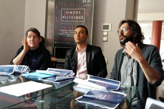 Festival Ondes Messines 2016 : programmation complète