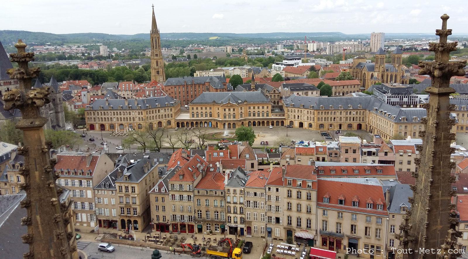 L'Opéra-Théâtre de Metz vend ses costumes et accessoires de scène