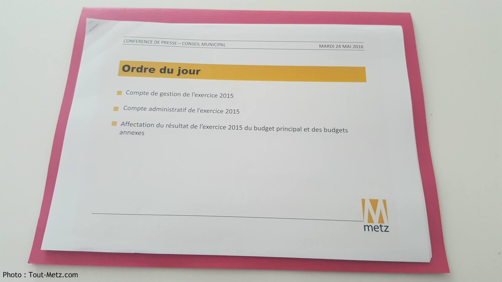 Un bilan financier 2015 annoncé positif par la municipalité, Jérémy Aldrin dénonce un résultat inquiétant