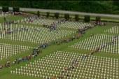 Verdun 2016 : une scénographie jouée par 4000 jeunes franco-allemands (vidéo)