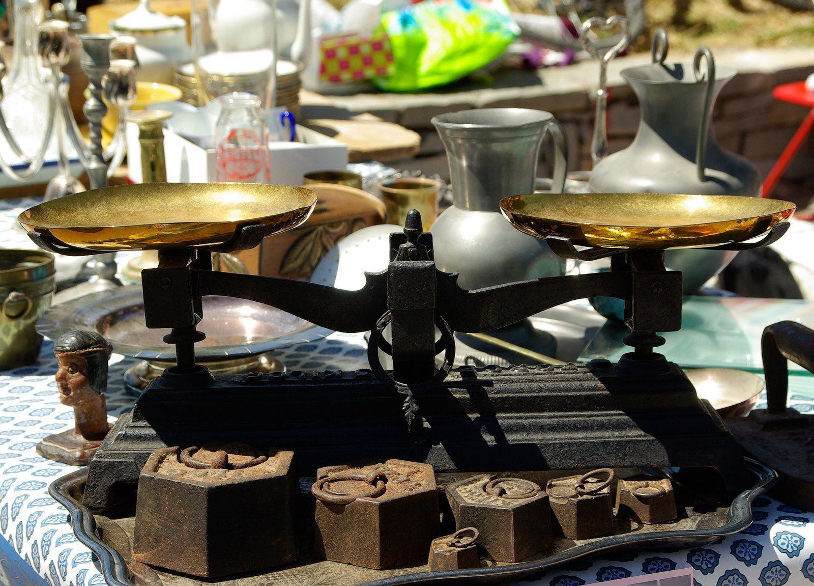 Montigny organise son traditionnel vide-greniers de printemps