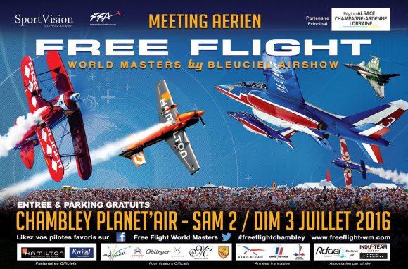 Photo : Facebook Free Flight World Masters