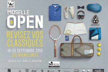 Moselle Open 2016 à Metz : une première Wild Card et un probable forfait de Tsonga