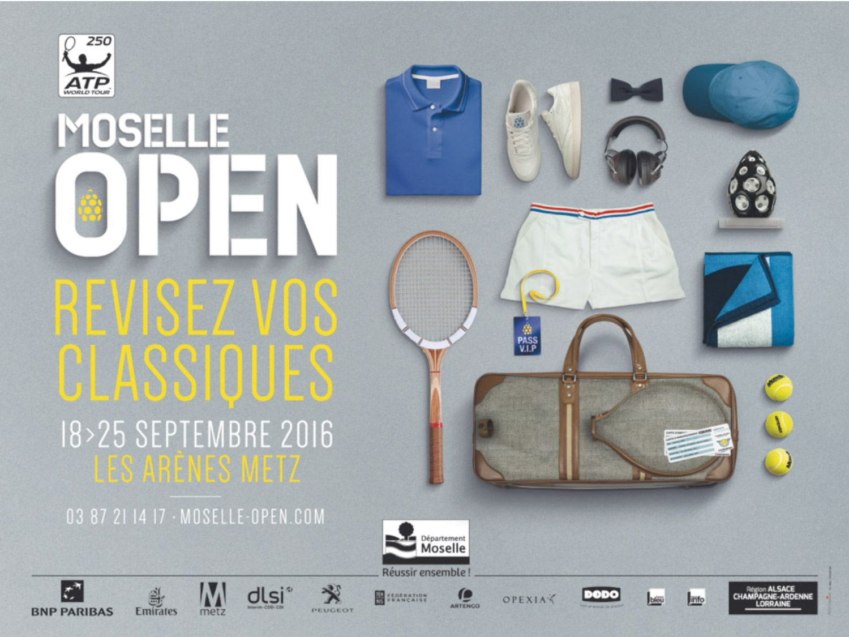 Moselle Open à Metz : quels joueurs en demi-finales ?