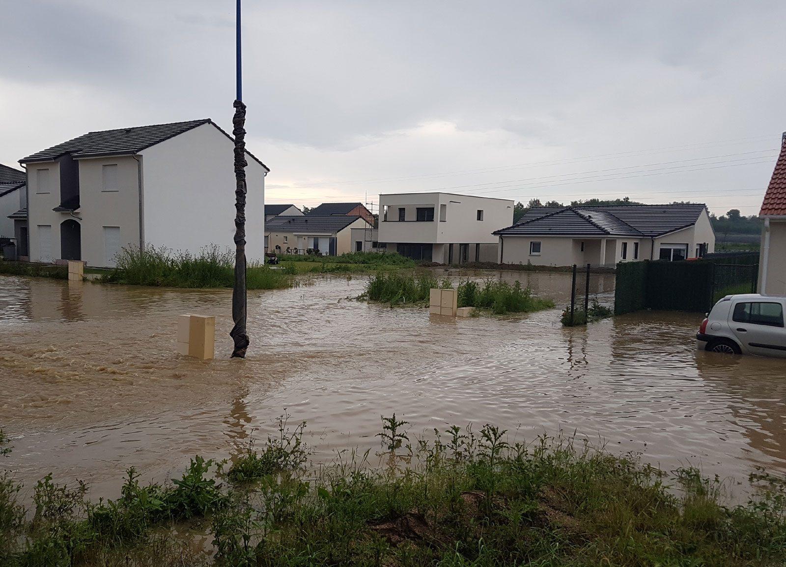 Inondations en Moselle : 23 communes reconnues en état de catastrophe naturelle