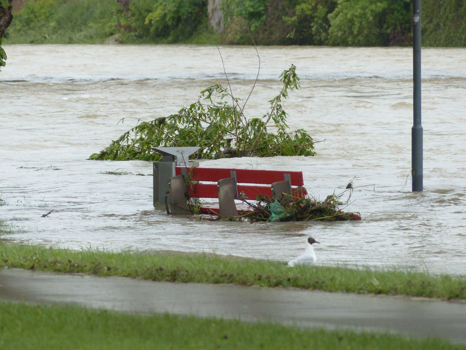 Inondations à Thionville : demande de reconnaissance de catastrophe naturelle